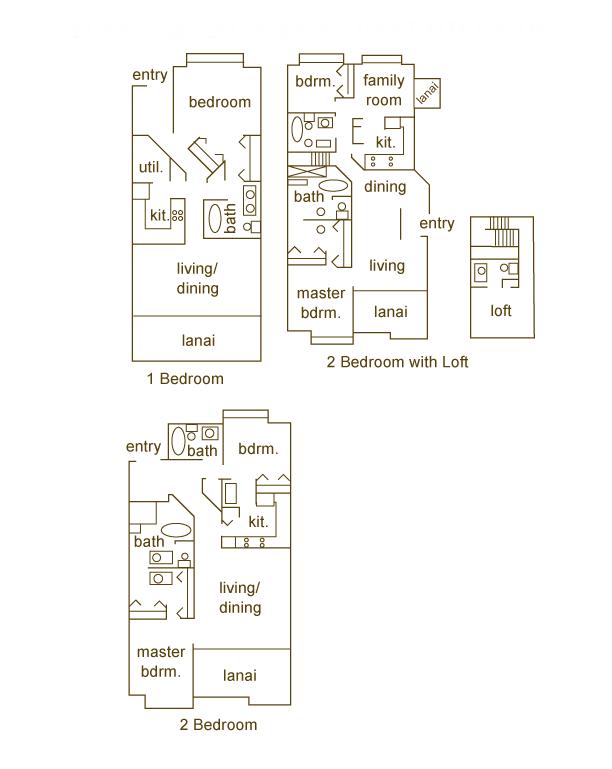 Iliahi At Kehalani Floor Plan
