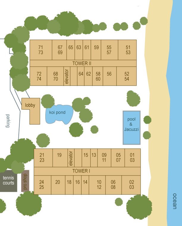 The Whaler on Kaanapali Beach sitemap
